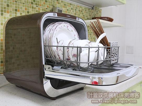 洗碗机容量