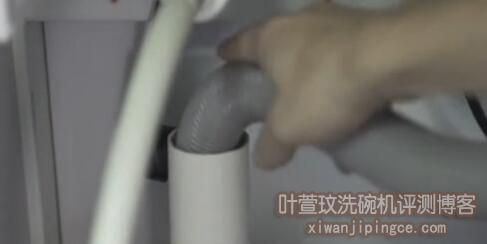 方太水槽洗碗机安装11