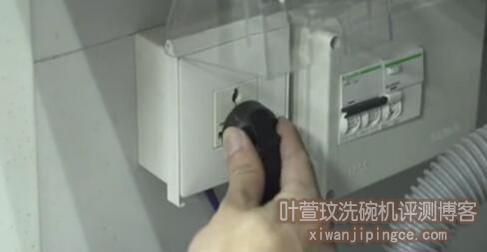方太水槽洗碗机安装12