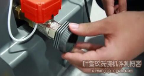 方太水槽洗碗机安装6