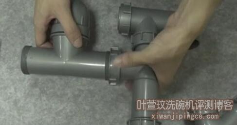 方太水槽洗碗机安装9