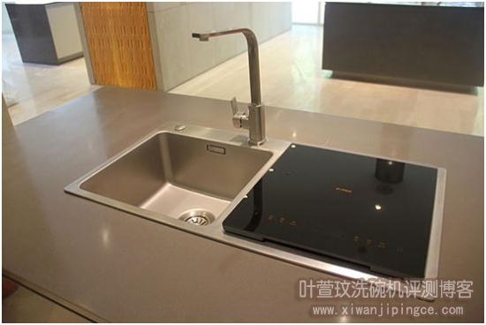 方太水槽洗碗机X1TS外观