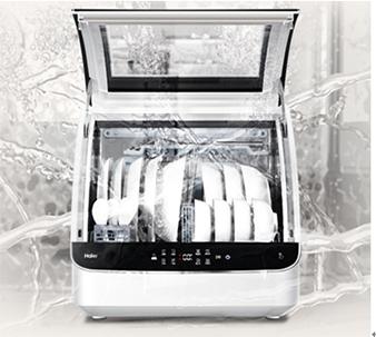 海尔小贝洗碗机工作原理
