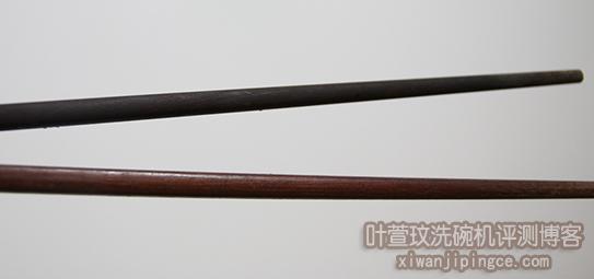 不能洗木筷子