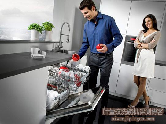 嵌入式洗碗机