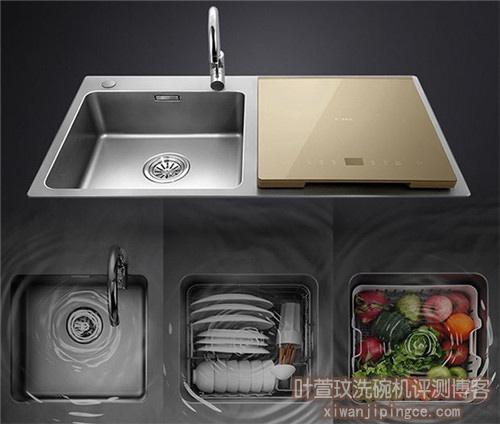 水槽洗碗机好用吗?