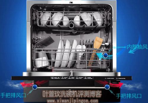 美的WQP8-W3908T-CN洗碗机碗篮结构