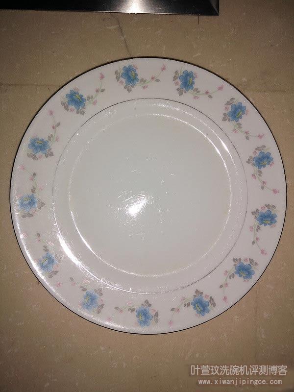 碗碟清洗效果