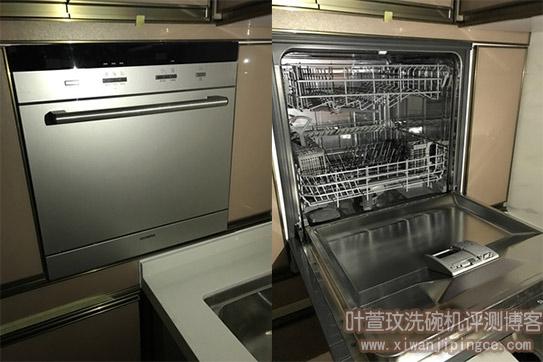 西门子嵌入式洗碗机SC73M810TI