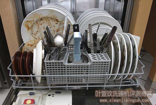 洗碗机洗餐具出现问题及解决办法